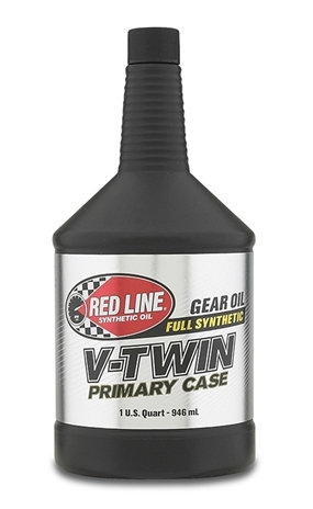 RED LINE V-TWIN Primary Chaincase Oil Full Synthetic- 1 Qt