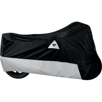 Defender® 400 Motorcycle Cover - Black - XL