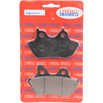 Fits 86-07 Multiple Models (See Fitment)-Lyndall 7195Z+ Brake Pads