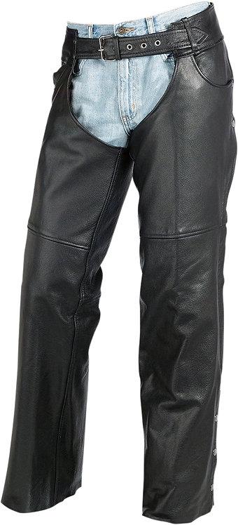 Men's Carbine Leather Chaps - SM