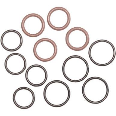 Pushrod O-Ring & Valve O-Ring - Twin Cam