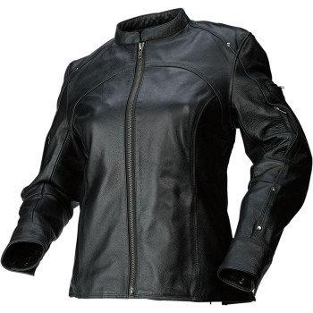 Women's Leather Jacket #243 XL