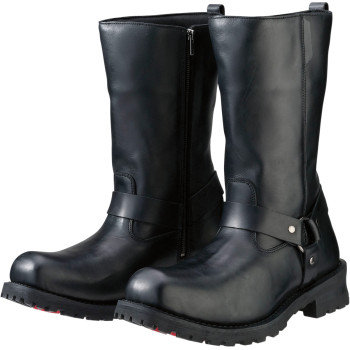 Men's Riot Leather Boots - Size 10