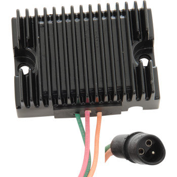 SOLID STATE REGULATOR 78-81 XL BLK REPLACES OEM#74504-78