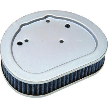 Drag Specialties Reusable Air Filter OEM #29314-08
