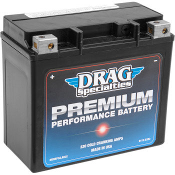 73-85 FX/E/WG, 84-90 FXST, 86-90 FLST, 86-96 XL, 82-94&99-00FXR-Premium  Battery