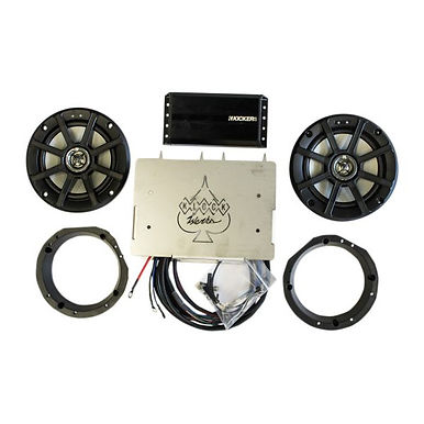 Klock Werks Kicker Audio Kit (96-13FLHT/FLHX)