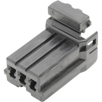 CONNECTOR PLUG 3-POS REPLACES OEM#73153-96BK