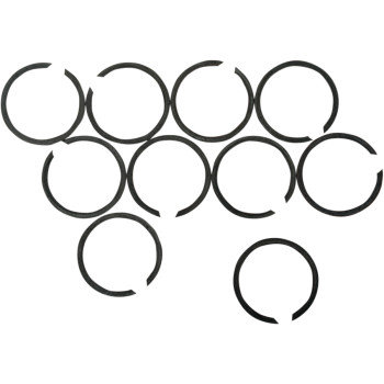 EXHAUST RETAINER RINGS 84-20 ALL MODELS REPLACES EOM#65325-83A
