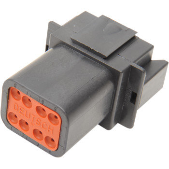 RECEPTACLE, 8-WAY PIN REPLACES OEM #72108-94BK