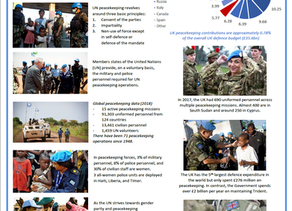 POP: UN Peacekeeping Day