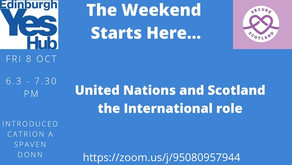 United Nations and Scotland: the International Role