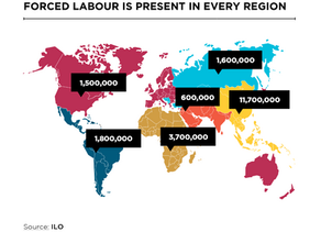 Human Trafficking: Forced Labor and Exploitation