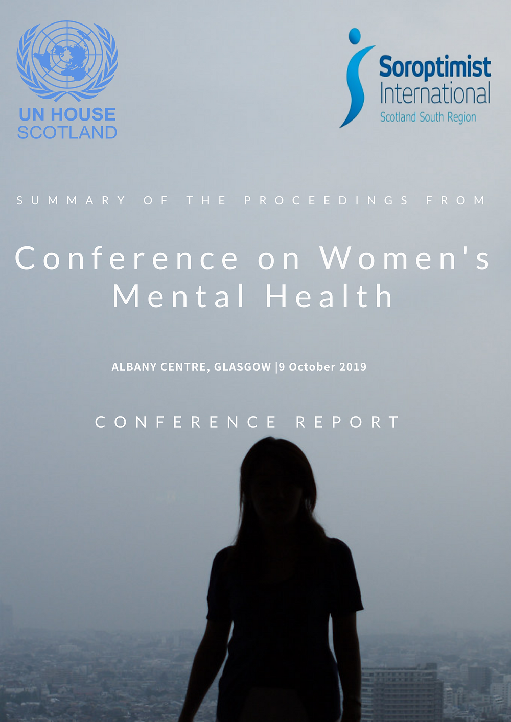 Report on the Conference for Women's Mental Health