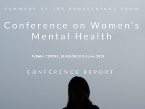 Report: Conference on Women's Mental Health