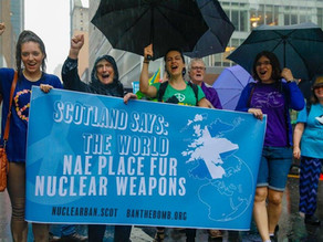 Reports from New York- Nuclear Weapons Ban