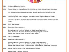 Conference on Women's Mental Health: Delegate Pack