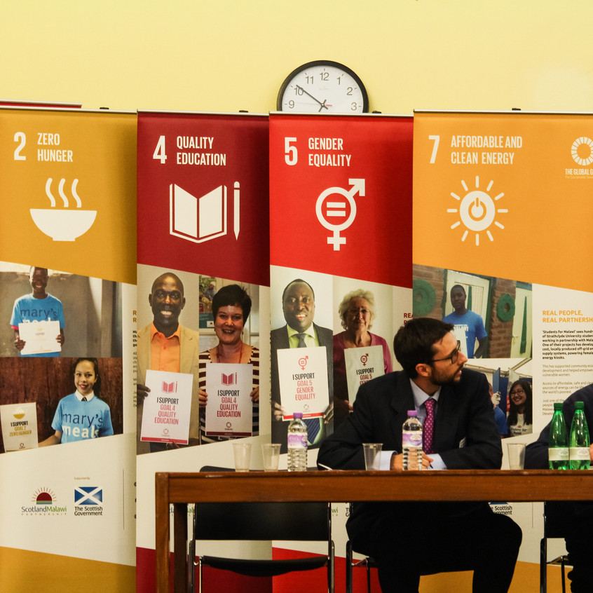 UNESCO Scottish Launch of the Global