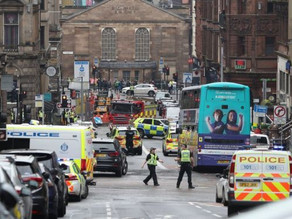 Glasgow Incident 26 June 2020