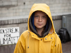 Greta Thunberg delivers speech to the French National Assembly
