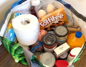 Food and Personal Hygiene Donations