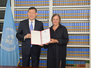 Kazakhstan becomes 26th state party to the Treaty on the Prohibition of Nuclear Weapons