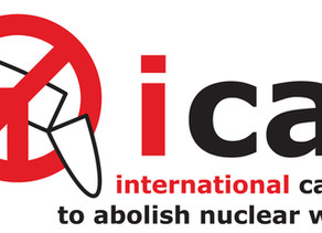 Treaty to Prohibit Nuclear Weapons signed at UN