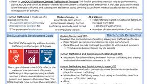 Human Trafficking POP