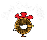 Dames chicken and waffles logo.png