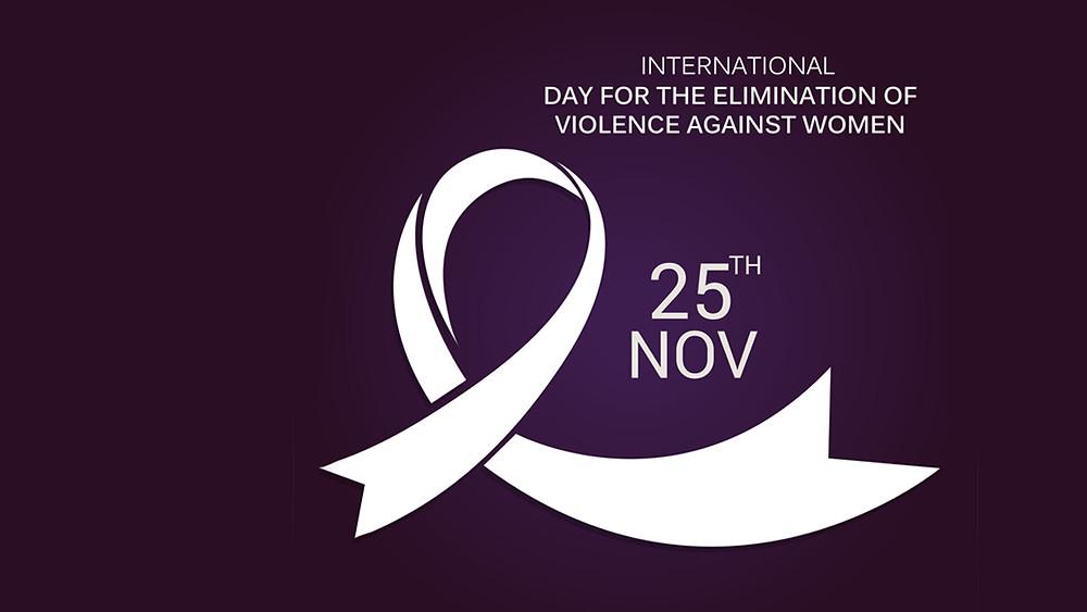 November 25-Elimination of Violence against Women