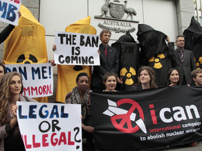 ICAN Australia: Climate and Nuclear Weapons