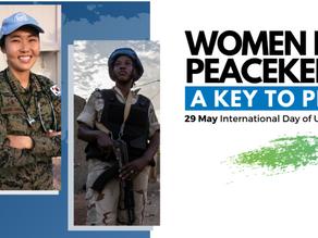 Women in Peacekeeping: A Key to Peace