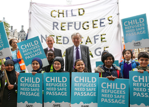 Why the UK (and Europe) should offer sanctuary to more refugees