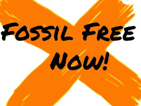 Podcast: Fossil Free Now!