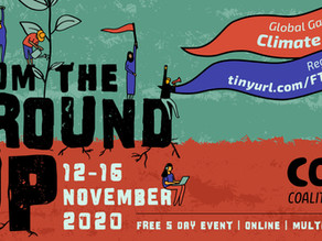 COP26 Coalition: From The Ground Up