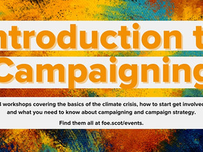 Introduction to Campaigning Course
