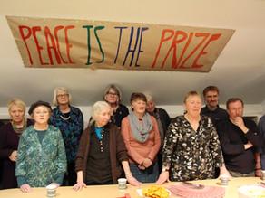 UNHS Celebrates ICAN Nobel Prize
