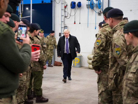 Boris Johnson's Toxic Domestic Posturing Over Nuclear Weapons
