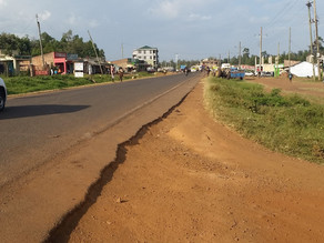 Paving the path to a brighter future - Mzungu! How are you?!