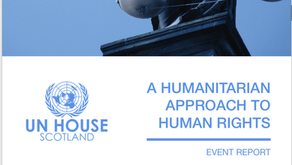 UNHS Event Report: A Humanitarian Approach to Human Rights