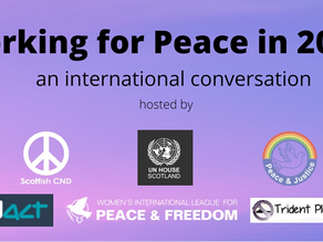 UN International Day for Peace