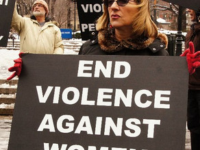 International Protest: the Violence Against Women