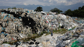 Is the U.S. undergoing a recycling crisis?