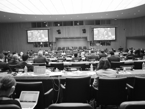 ICAN: UN General Assembly First Committee Starting Next Week