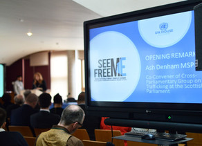 Building the Future We Want– A Reflection on the Human Trafficking and Modern Slavery Conference
