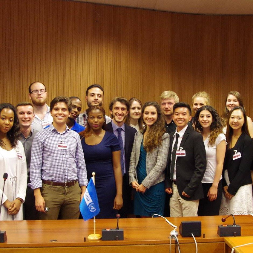 WFUNA'S Sixth Human Rights Youth Pro