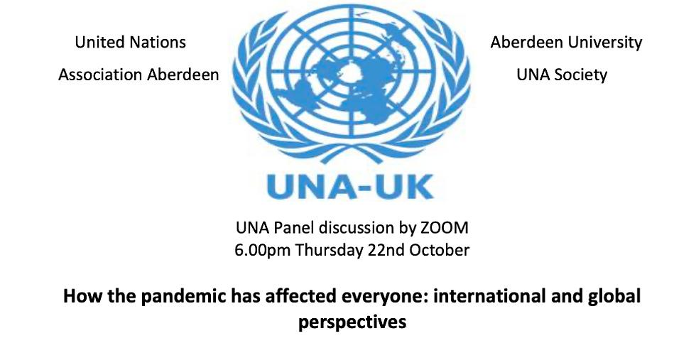 UNA Aberdeen x AU UNA Panel Discussion