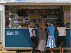 Solar Kiosk: Bringing Renewable Energy to Rural Kenya