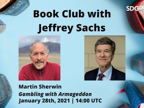 Book Club with Jeffrey Sachs
