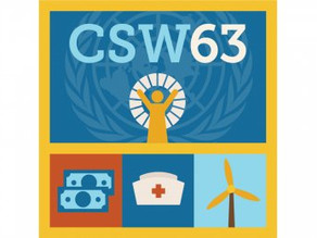 Read: Endorsement by MSP Bill Kidd on CSW63 Scottish Preparatory Conference Report